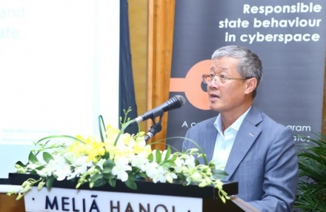 Thứ trưởng Bộ TT&TT Nguyễn Thành Hưng: