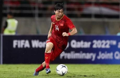 HLV Park Hang Seo khen ngợi tài năng và sự nỗ lực của tiền vệ Tuấn Anh