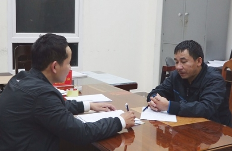 Quảng Bình: Bắt giữ giám đốc Công ty TNHH Thương mại 68 cùng con trai buôn bán pháo trái phép