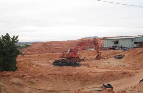 Đất hiếm - nguồn tài nguyên bỏ ngỏ