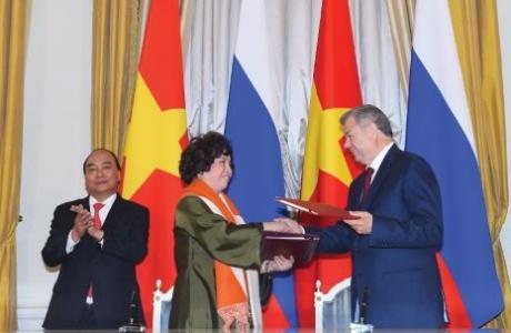 Hành trình của dự án sữa lớn nhất Việt Nam đầu tư tại Liên bang Nga