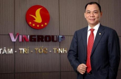 Công ty riêng của gia đình ông Phạm Nhật Vượng gia tăng tỷ lệ sở hữu tại VinGroup