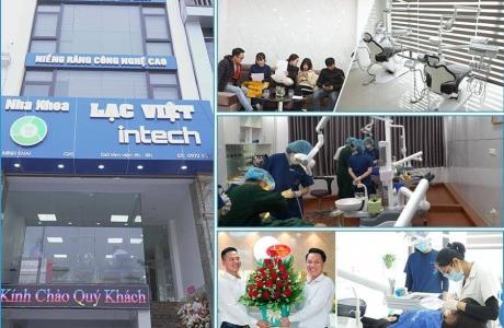Nha khoa Lạc Việt Intech: Khai trương cơ sở mới tại địa chỉ 426 Minh Khai