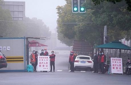Nhóm chuyên gia WHO đã tới Bắc Kinh làm việc về Covid-19