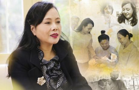 Nguyên Bộ trưởng Bộ Y Tế,  PGS,TS Nguyễn Thị Kim Tiến: Trải lòng về chuyện nghề, chuyện đời