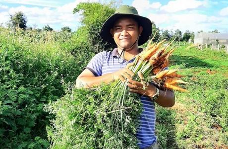 Khởi nghiệp từ nông nghiệp sạch: Xu hướng của nhiều người trẻ