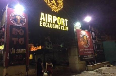 Hà Nội: Bất ngờ với Bar Airport Chùa Bộc hoạt động công khai nhiều năm mà không phép xây dựng!