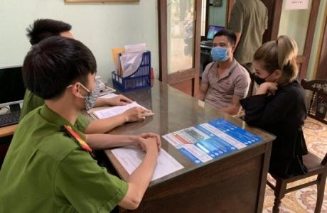 Quảng Bình: Bắt nhóm đối tượng thuê khách sạn để sử dụng ma tuý
