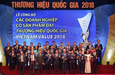 Phát triển thương hiệu quốc gia - Nâng cao vị thế hàng Việt
