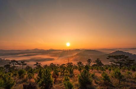 Săn mây ở Đà Lạt