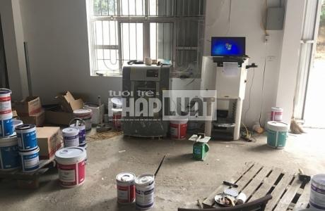 Công ty CP Tập đoàn Nhật Thành bị tố dựng xưởng sản xuất sơn