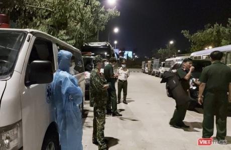 Toàn bộ công dân Việt Nam từ Malaysia trở về Đà Nẵng đã âm tính lần 1 với SARS-CoV-2