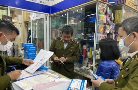 Hàng giả, hàng nhái: Hà Nội xử lý hơn 1.400 vụ buôn lậu, gian lận thương mại