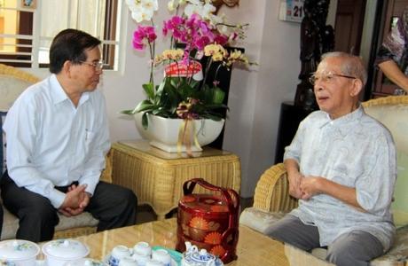 Vĩnh biệt ông Mười Hương: Một nhà lãnh đạo tài năng và nhân cách ngưỡng mộ