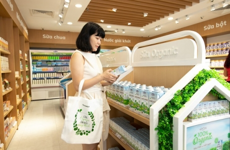 Vững vàng nội địa, tiến công xuất khẩu – Vinamilk tiếp tục chinh phục Top '50 công ty niêm yết tốt nhất Việt Nam'