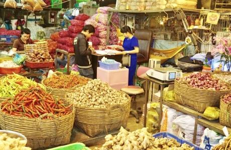 Lào sẽ xuất khẩu 13 loại nông sản vào Việt Nam