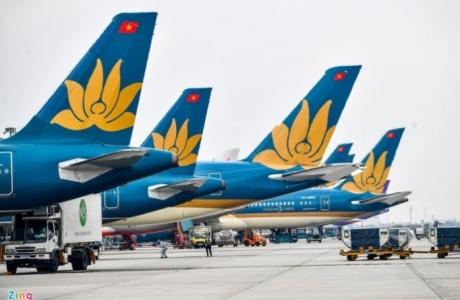 Vietnam Airlines lỗ gần 7.500 tỷ đồng sau nửa năm