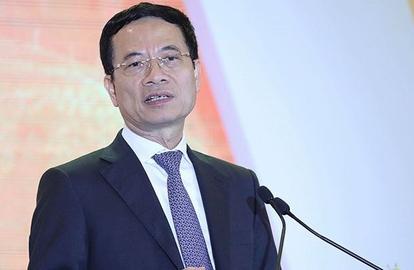 Bộ trưởng Nguyễn Mạnh Hùng: