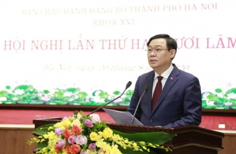 Hà Nội: Nhanh chóng đưa nghị quyết đại hội đảng bộ các cấp vào cuộc sống