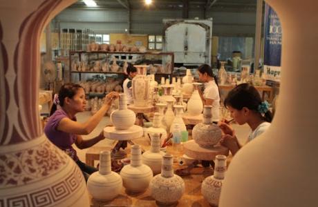 Hà Nội: 8 làng nghề sẽ được xác lập quyền sở hữu nhãn hiệu tập thể năm 2020