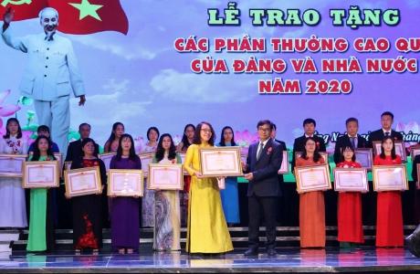 Nestlé Việt Nam nhận bằng khen của Thủ tướng Chính phủ