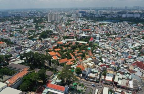 Giá nhà đất thành phố Thủ Đức căng như bong bóng