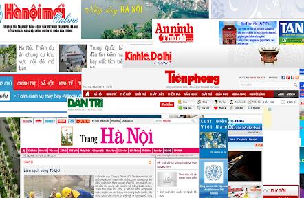 Nhiệm vụ lập Quy hoạch phát triển mạng lưới cơ sở báo chí