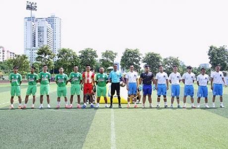 FC ADO Group thắng tưng bừng trước FC Nhà báo trẻ