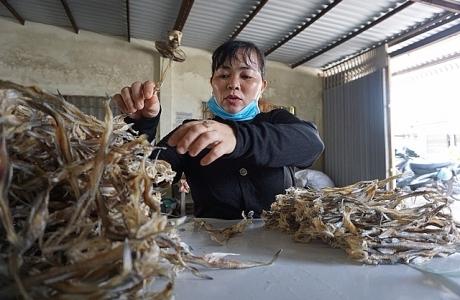Cà Mau: Thơm lừng hương vị cá khoai Cái Đôi Vàm