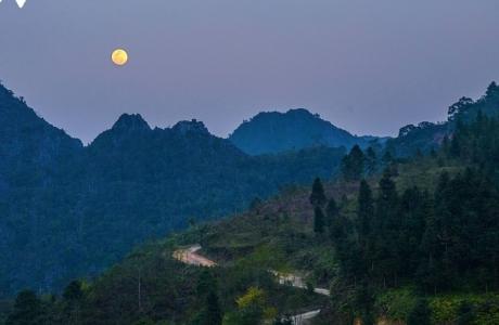 Cao nguyên đá Hà Giang đẹp ngỡ ngàng trong tiết thu