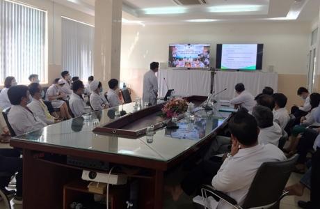 Đắk Lắk: Bệnh nhân sẽ được bác sỹ giỏi tuyến trung ương khám, hội chẩn