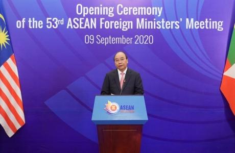 Thủ tướng: Gắn kết, chủ động và trách nhiệm đã trở thành một 'thương hiệu' của ASEAN