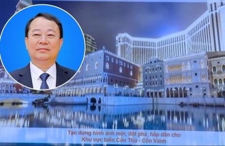 Lộ diện siêu dự án có casino quy mô 3.500ha của đại gia Phát 'dầu'