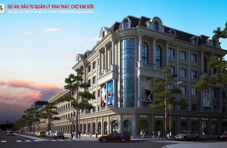 Doanh nhân 8X chi hơn 100 tỷ đồng làm dự án chợ ở Nghệ An là ai?