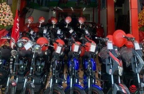Chiêu lách luật của xe đạp, xe máy điện lậu để tràn vào thị trường Việt Nam