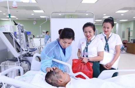 Bệnh viện TWQĐ108 nơi Yêu thương tìm về