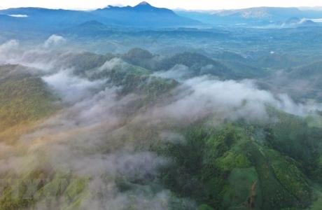 Thêm một điểm 'săn mây' không thể bỏ lỡ ở Quảng Trị