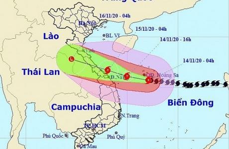 Thủ tướng chỉ đạo khẩn cấp ứng phó bão số 13