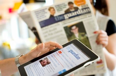 Tỉ phú công nghệ Jeff Bezos, chủ báo Washington Post, nói về chuyển đổi số cứu báo chí hiện đại