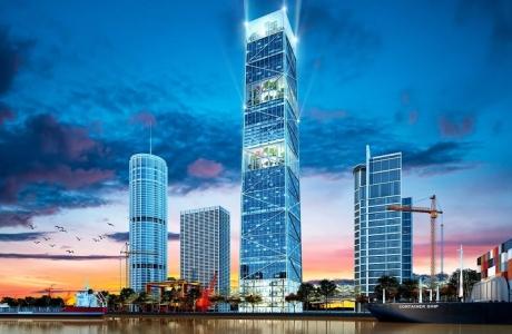 Vì sao Hải Phòng 'khai tử' tòa tháp 72 tầng sau 6 tháng động thổ?