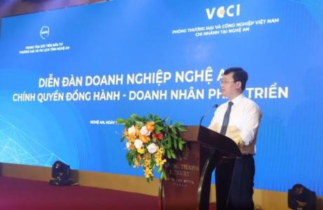 Nghệ An: Tháo gỡ khó khăn cho doanh nghiệp, đẩy mạnh phòng chống buôn lậu, gian lận thương mại