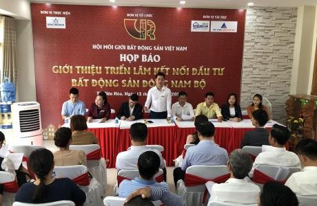 Tăng cơ hội quảng bá, mở bán dự án tại Triển lãm xúc tiến đầu tư Đông Nam Bộ