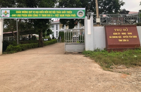 HHDN nhỏ và vừa ngành nghề nông thôn Việt nam tham gia hội thảo giới thiệu và hướng dẫn sử dụng phân bón thương hiệu BIO-A+