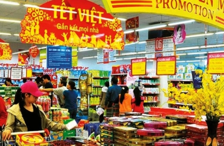 Ngành Công Thương nỗ lực bảo đảm cung cầu hàng hóa, bình ổn thị trường dịp Tết