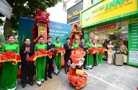 Plaumai Eco: Khai trương điểm bán xanh, cung ứng sản phẩm thân thiện môi trường