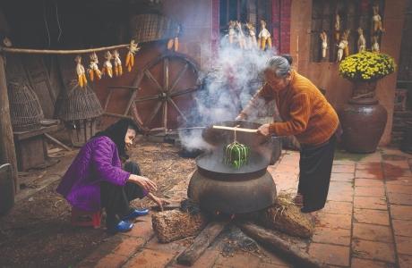 18 món ngon ngày Tết cổ truyền của người Việt