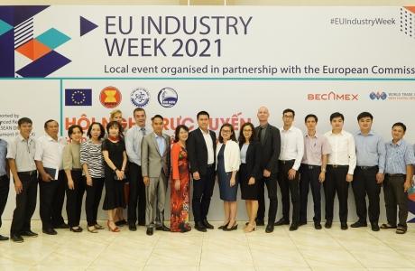 Bình Dương kết nối Công nghệ xanh trong ngày Công nghiệp EU