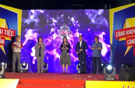 Hà Nội tổ chức nhiều hoạt động khuyến mại tập trung trong năm 2021