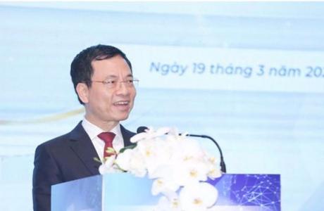 Bộ trưởng Nguyễn Mạnh Hùng: Việt Nam phải đi trước các nước phát triển để thay đổi thứ hạng