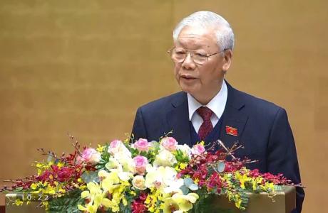 Tổng Bí thư, Chủ tịch nước Nguyễn Phú Trọng đề xuất phương hướng, nhiệm vụ cho Chủ tịch nước nhiệm kỳ tới